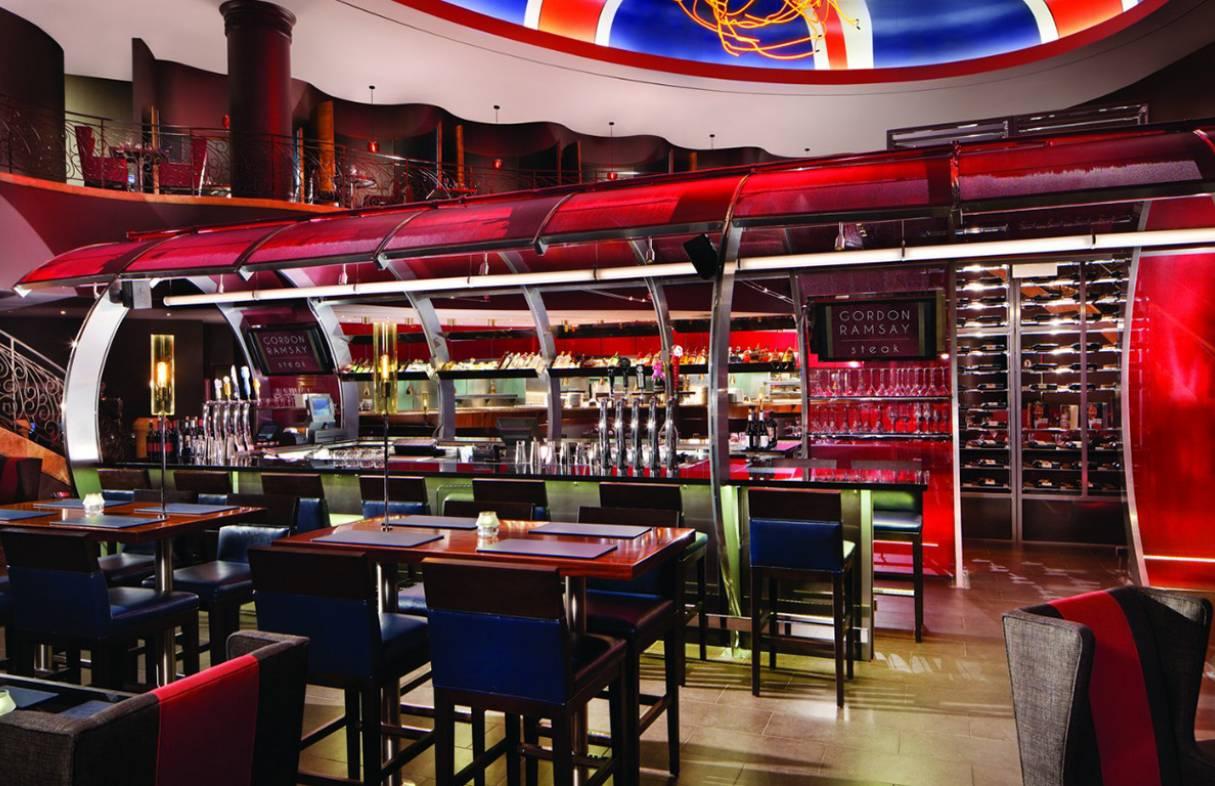 Paris Hotel Las Vegas Steak Restaurant