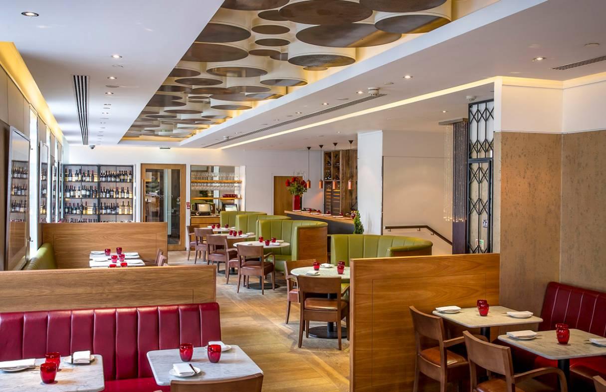 maze grill restaurant in mayfair near marble arch u0026 bond street