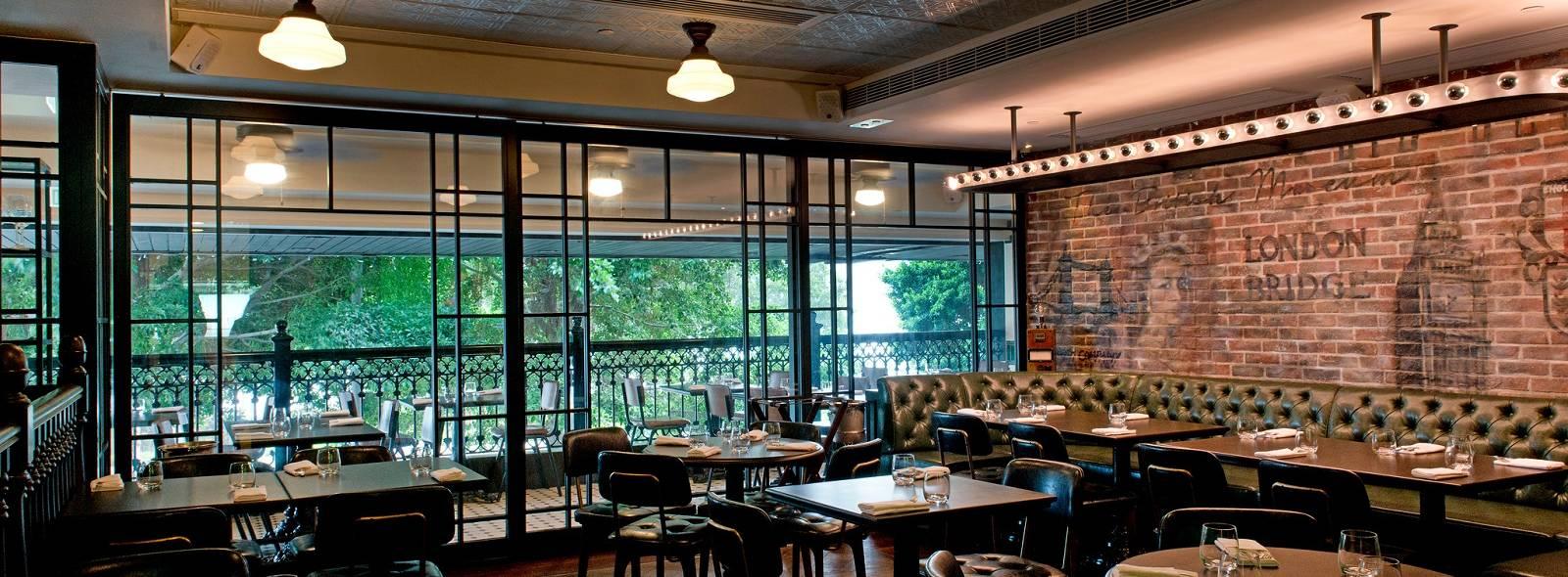London House Hong Kong Gordon Ramsay Restaurants