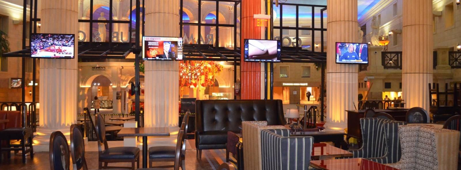Welcome To Gordon Ramsay Pub Grill Atlantic City