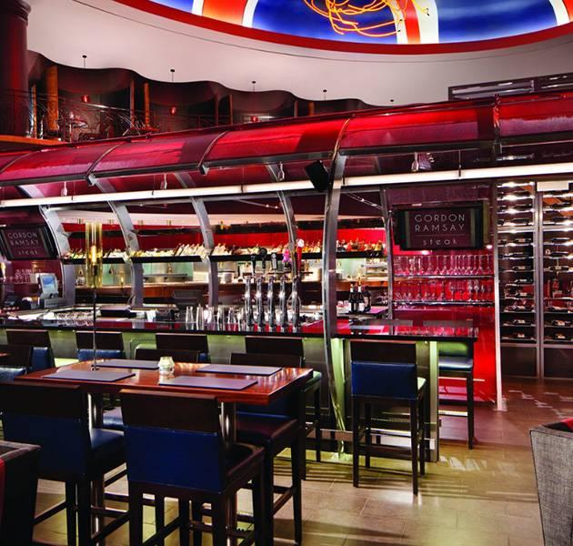 Gordon Ramsay Steak Las Vegas Gordon Ramsay Restaurants
