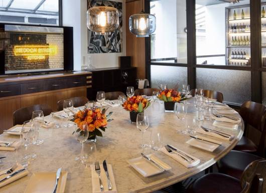 Heddon Street Kitchen private dining