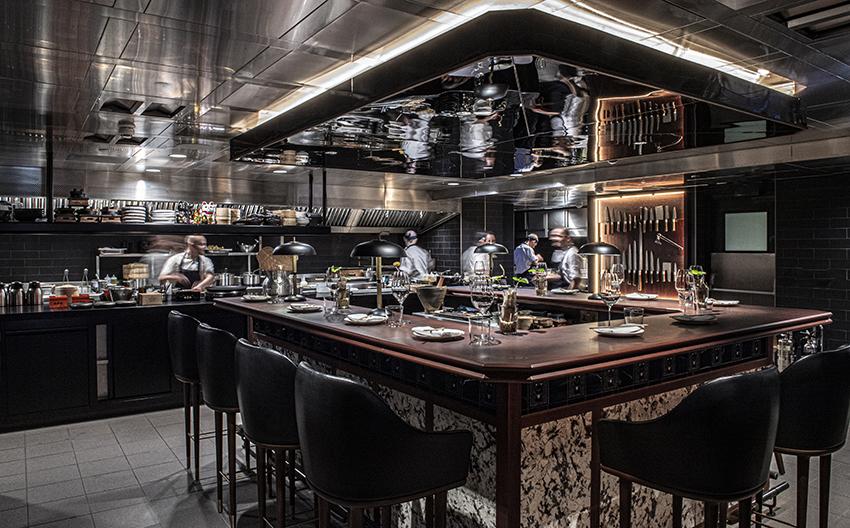 Gordon Ramsay Restaurant Germany