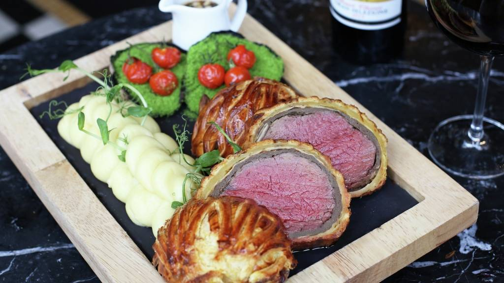 Masterclass Review Cooking Beef Wellington Gordon Ramsay Restaurants