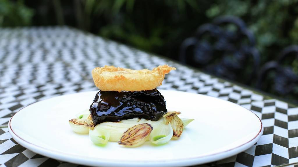 London House Beef Cheek