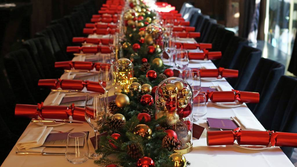 Restaurants Open On Christmas Eve 2019.Best Locations For Your Christmas Party In London Gordon