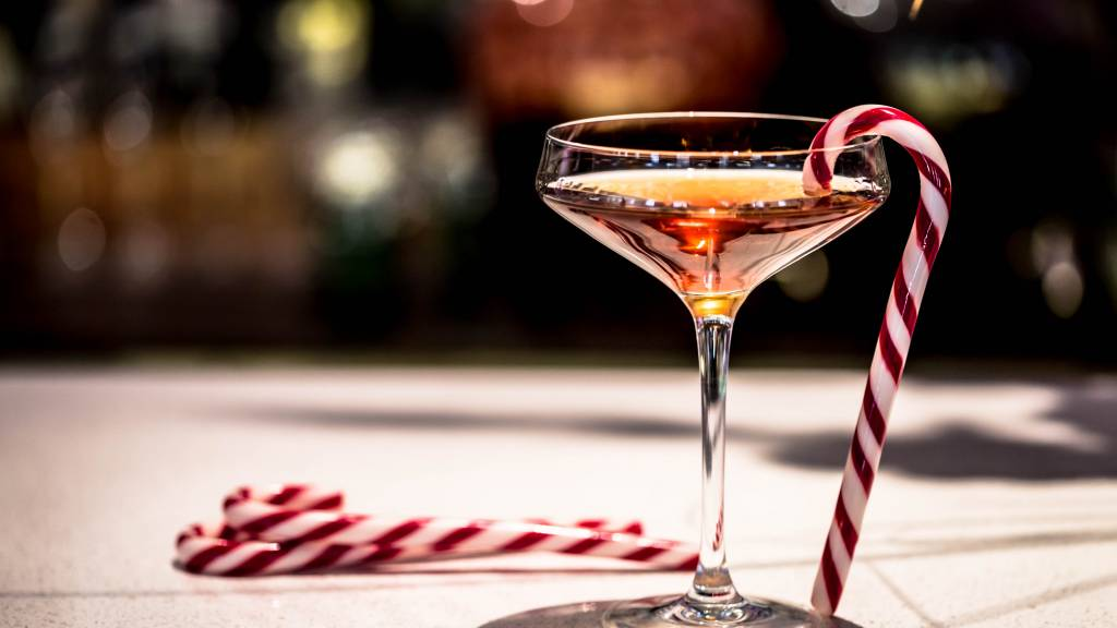 christmas martini cocktail recipe