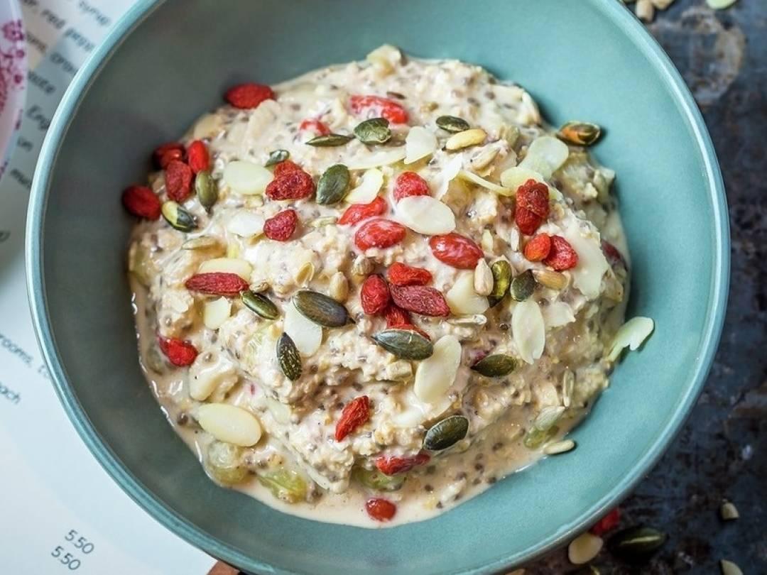 Bircher Muesli Recipe Vegan Recipes Gordon Ramsay Recipes
