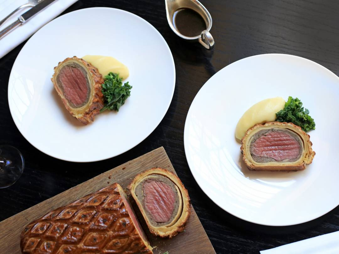 Classic Gordon Ramsay Beef Wellington
