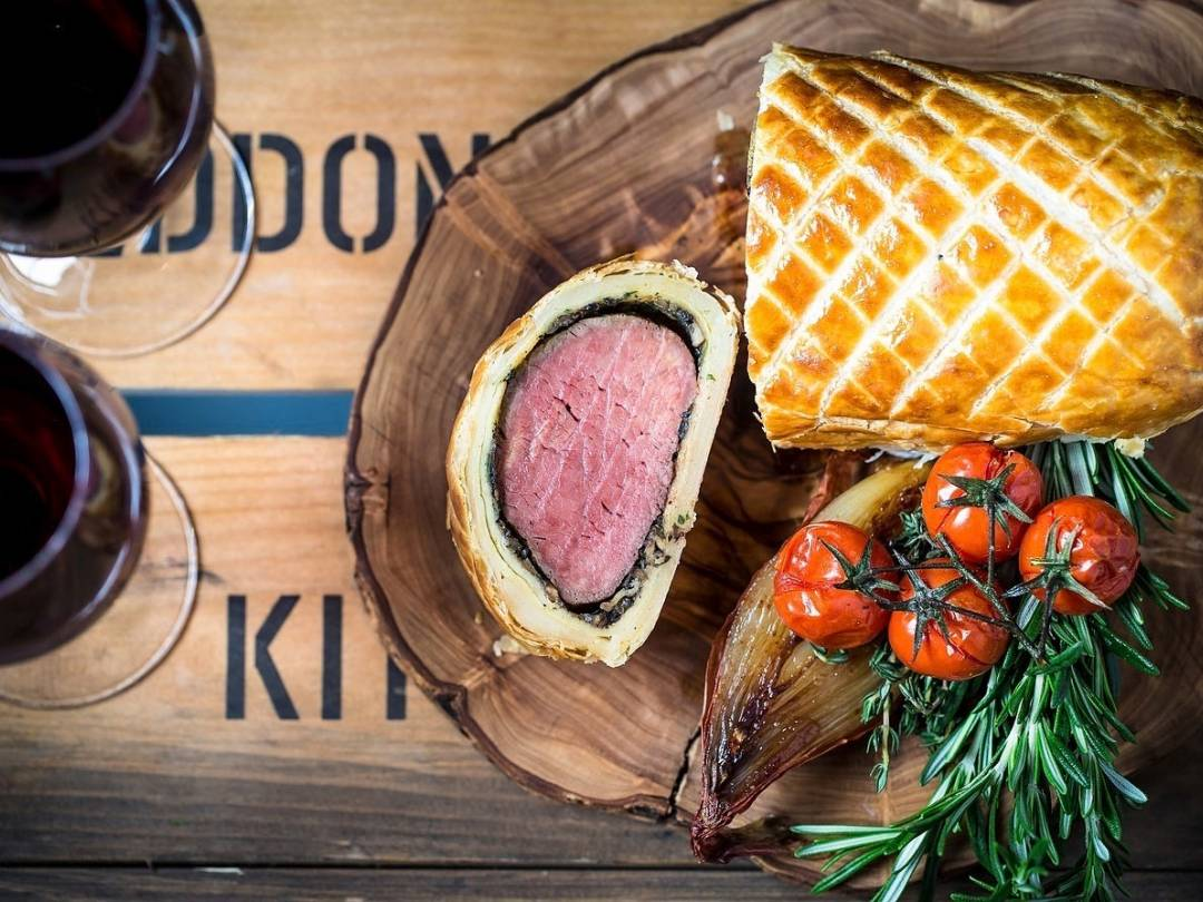 Beef Wellington For Two With Truffle Gordon Ramsay Recipes