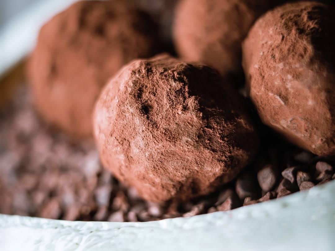 Chocolate Truffles Recipe   Gordon Ramsay Recipes