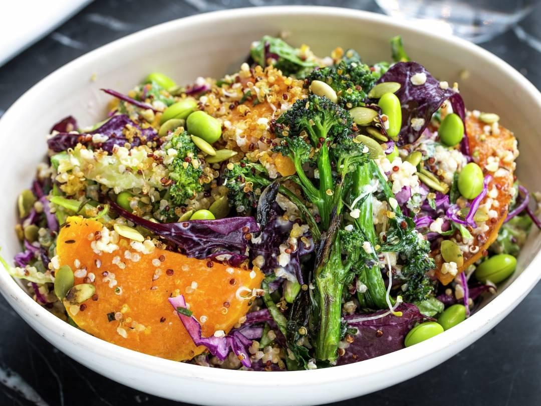 Superfood Salad Recipe Gordon Ramsay Recipes