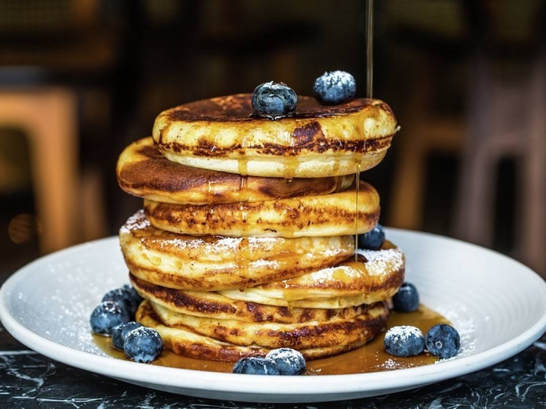 Buttermilk Pancakes Pancake Recipe Gordon Ramsay Restaurants