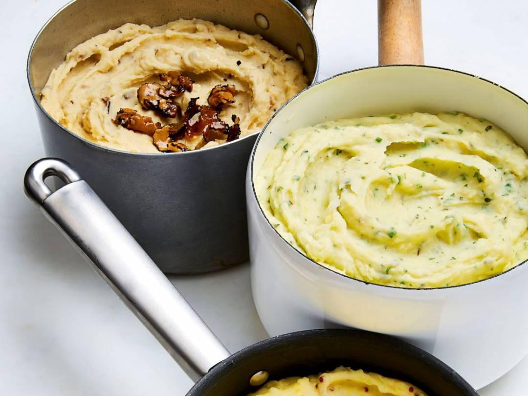Mashed Potato Recipe Recipes Gordon Ramsay Restaurants