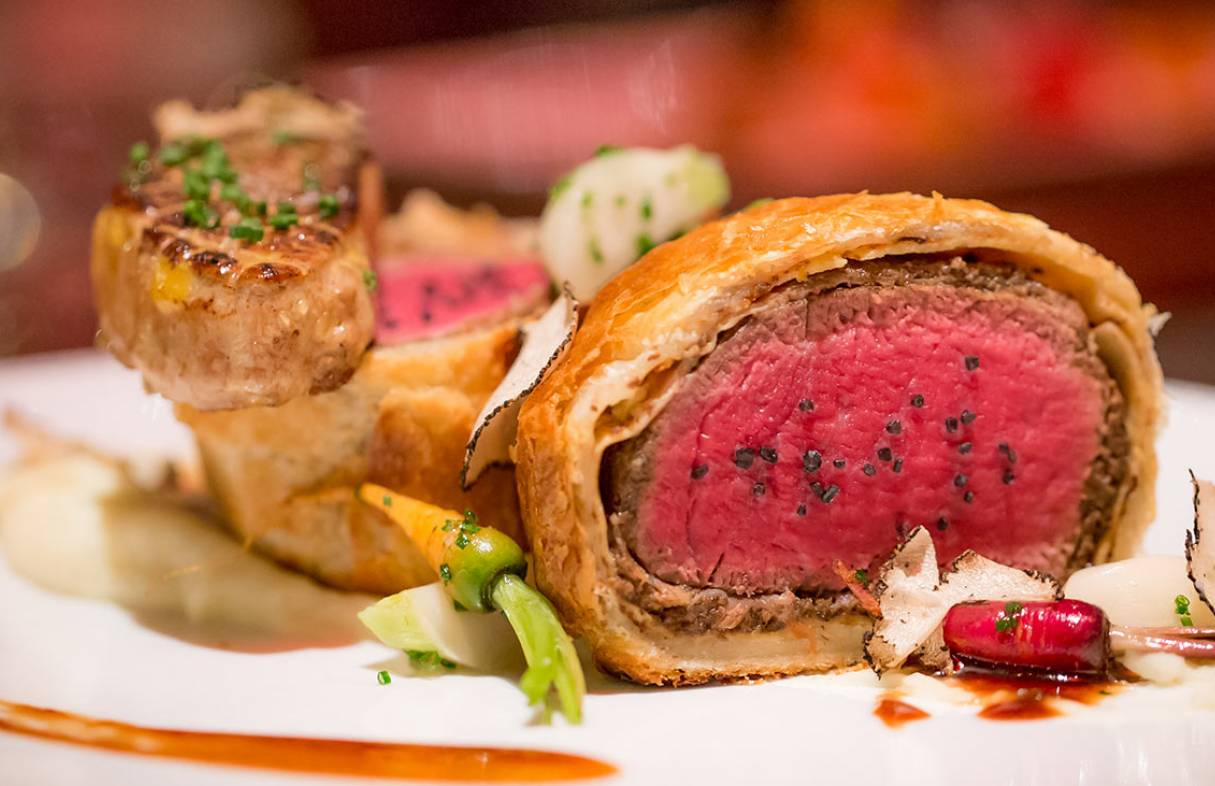 GR STEAK 5 YEAR WELLINGTON