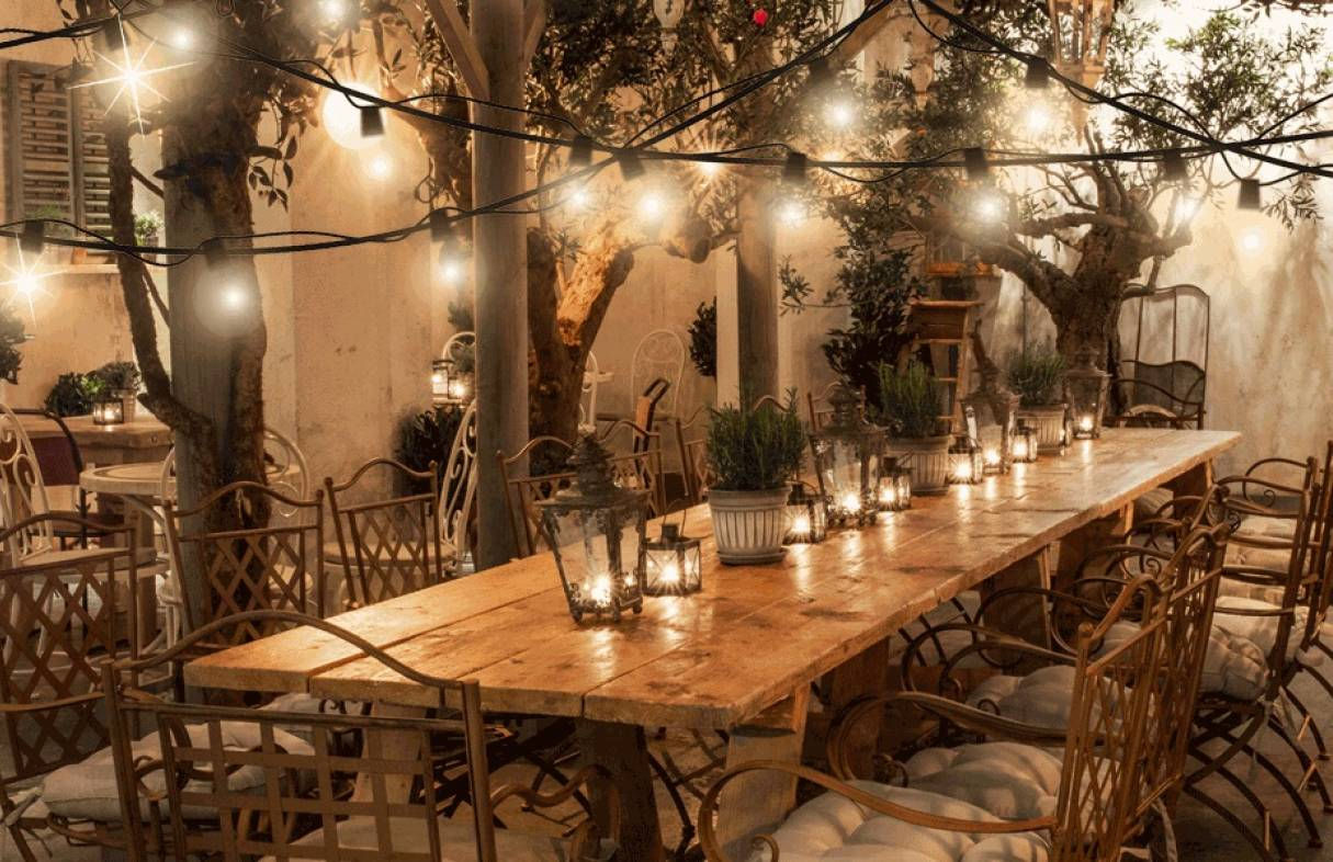 The Olive Grove Pop-Up | Union Street Café | Gordon Ramsay