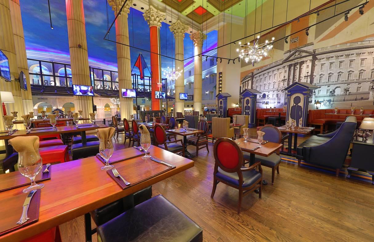 Gordon Ramsay Pub Grill Atlantic City Gordon Ramsay Restaurants