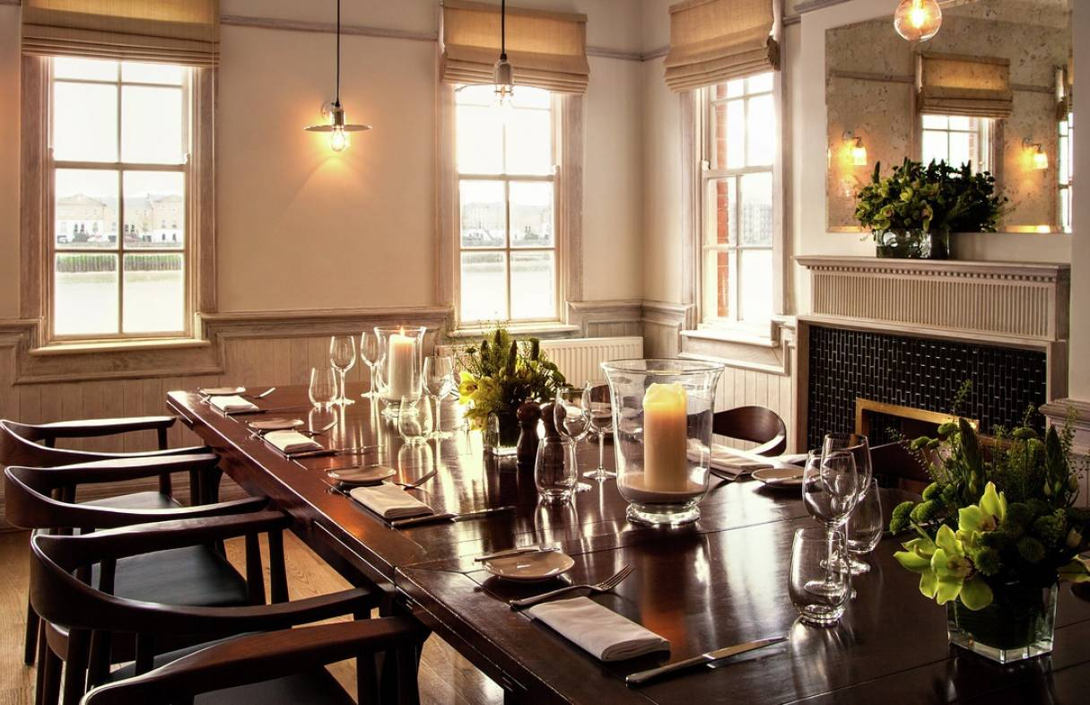 private dining gordon ramsay restaurants