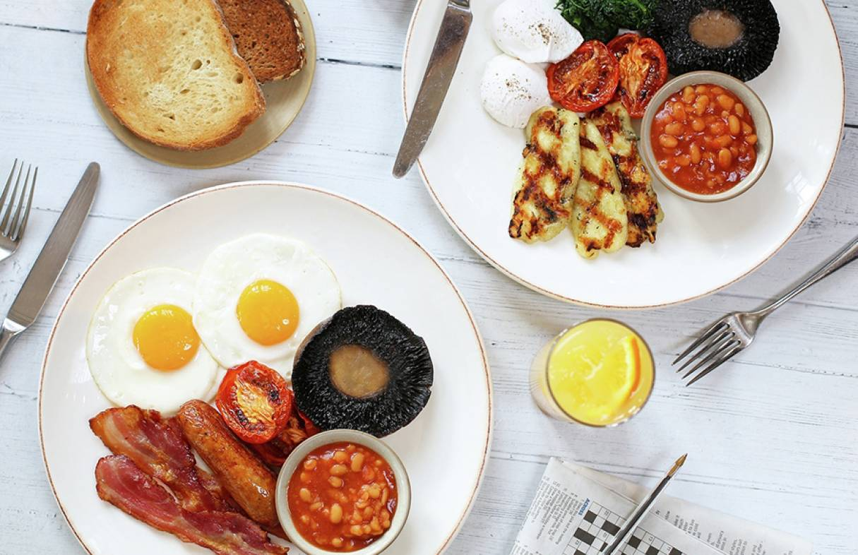 TN English Breakfast and Veggie Breakfast TABLET