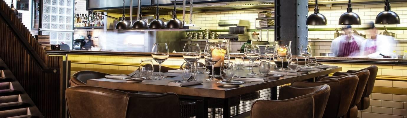 Heddon Street Kitchen Table Experience