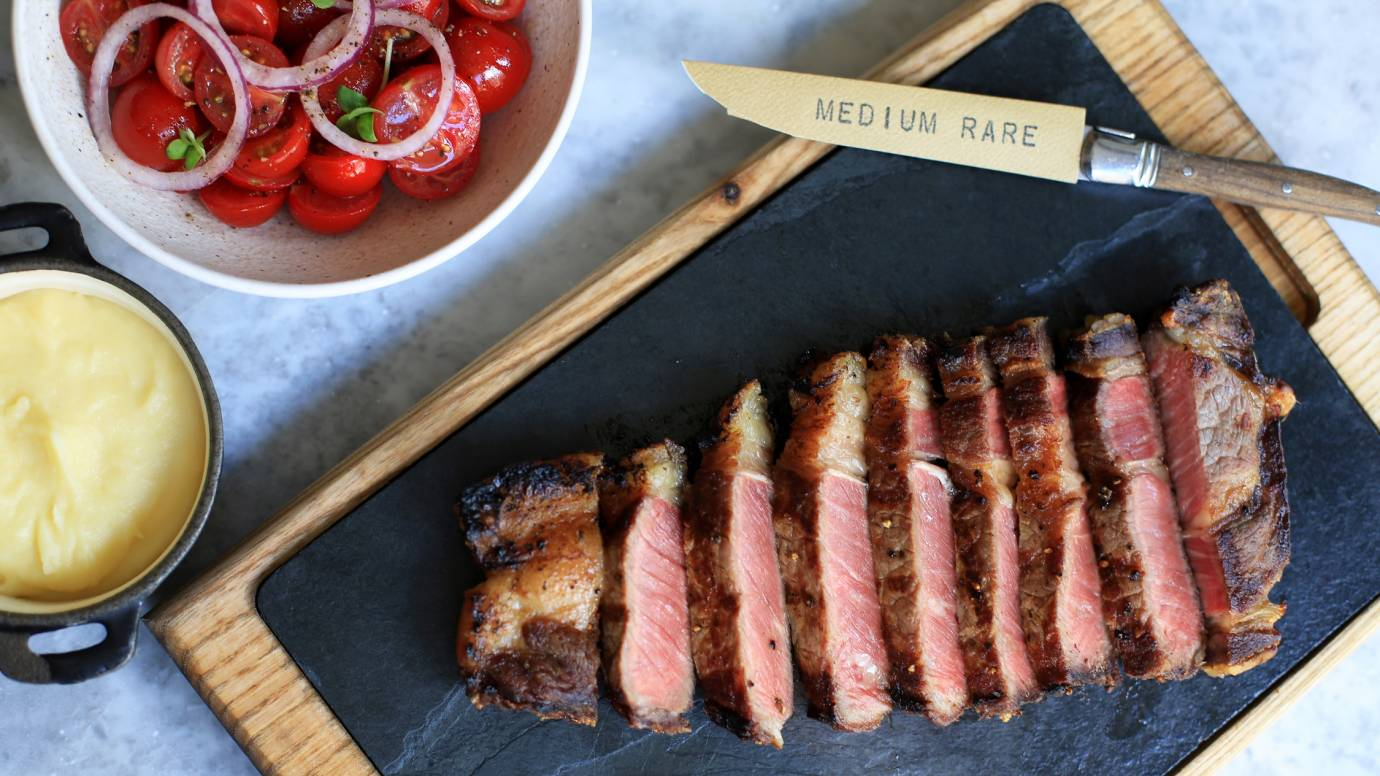 rare breed steak experience maze grill mayfair