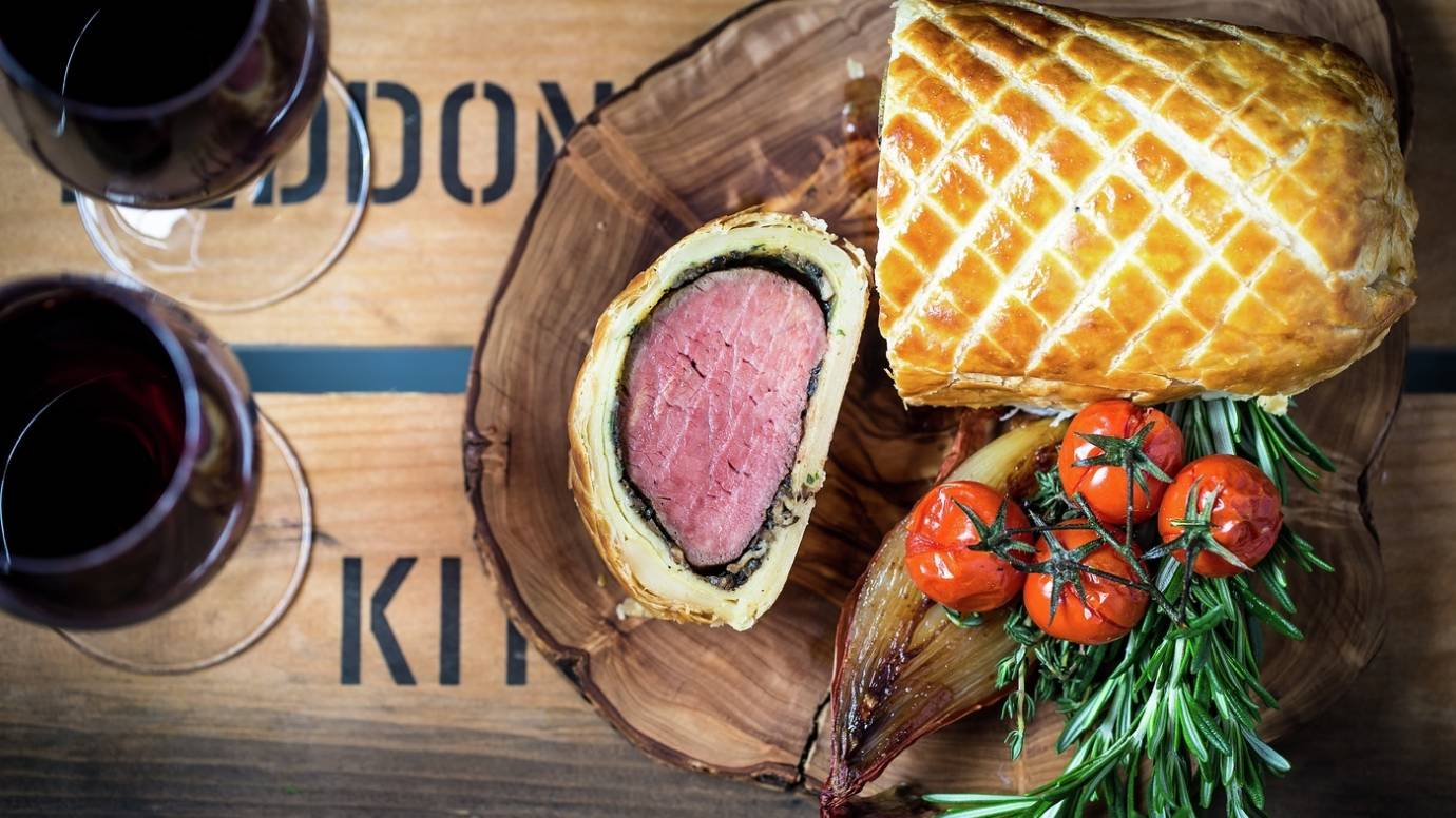 hsk beef wellington gordon ramsay hero