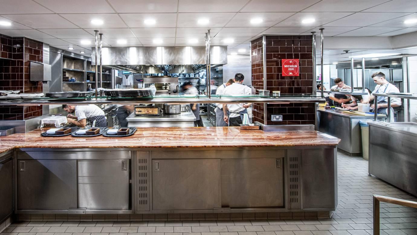Pétrus Kitchen Table Experience  Gift Voucher  Gordon Ramsay