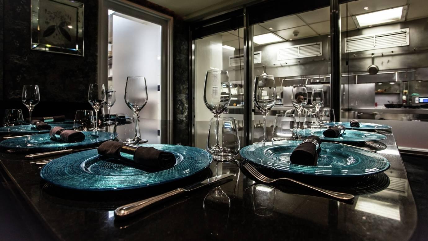 Savoy Grill Kitchen Table Experience  Gift Voucher  Gordon