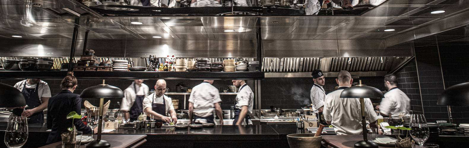 Lucky Cat Chefs in Action Behind the Pass 2500px