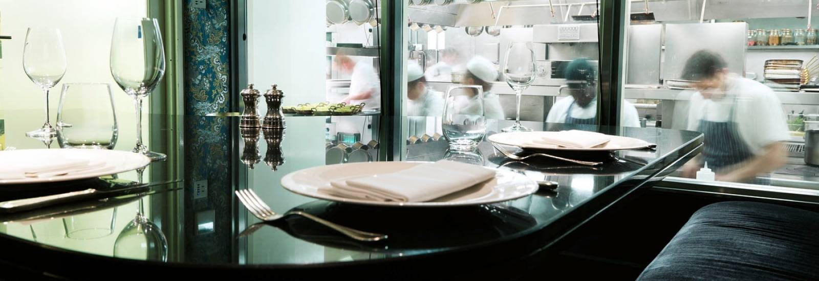 savoy grill chefs table