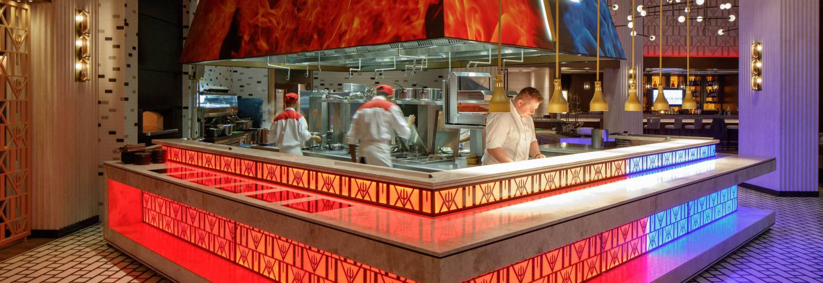 Gordon Ramsay Hell S Kitchen Dubai Gordon Ramsay Restaurants