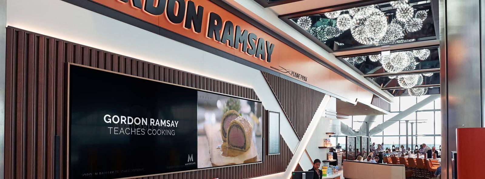 Gordon Ramsay Restaurants That Are Still Open