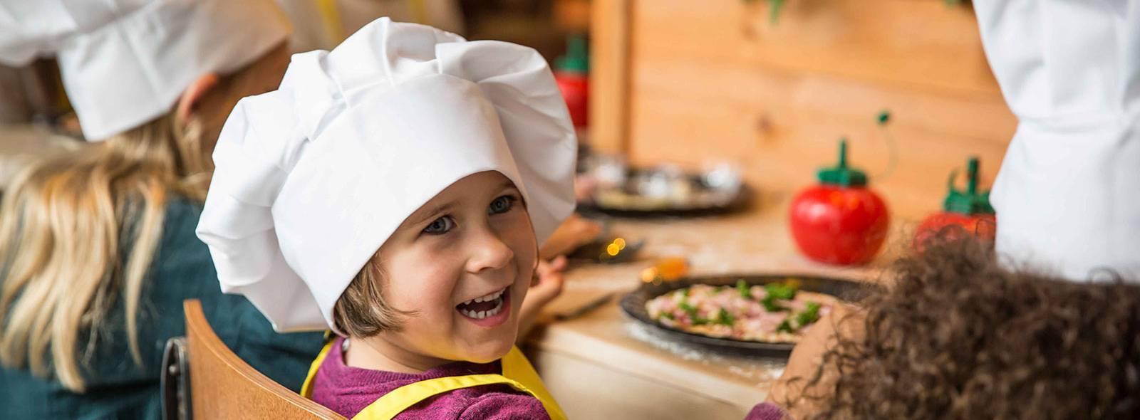 Kids Pick your own pizza masterclass