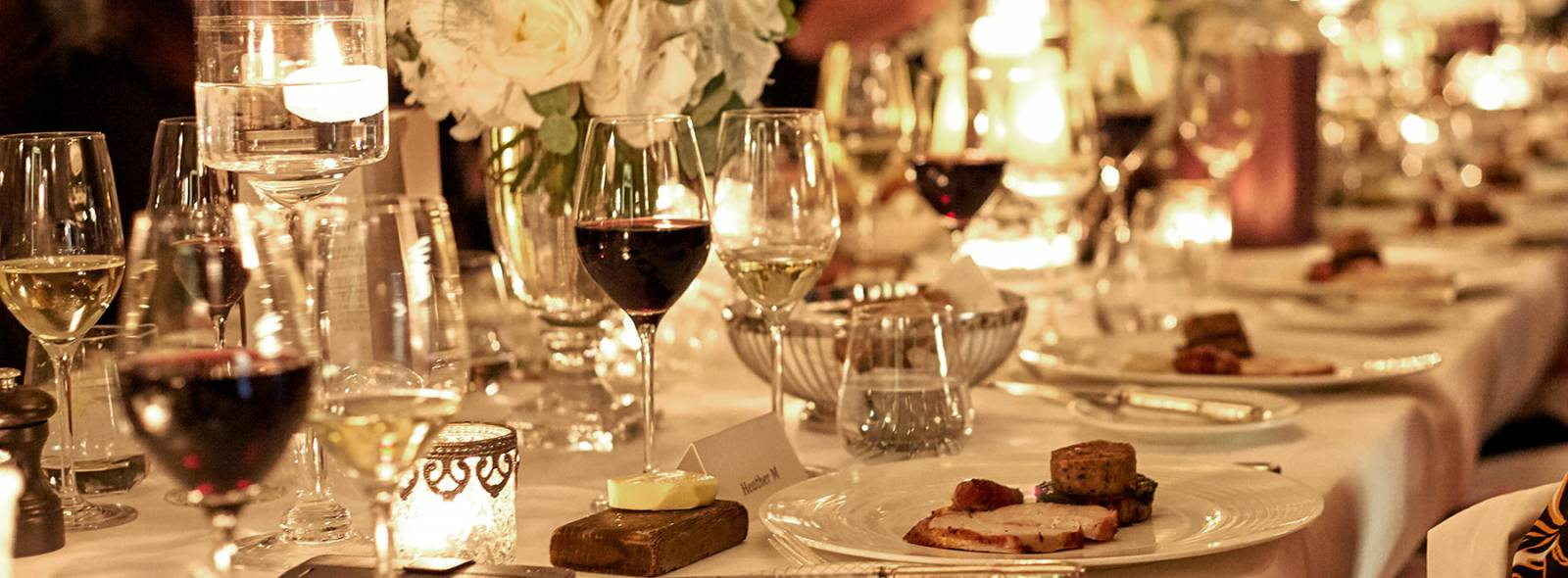 Savoy Grill investiture celebration package GRG