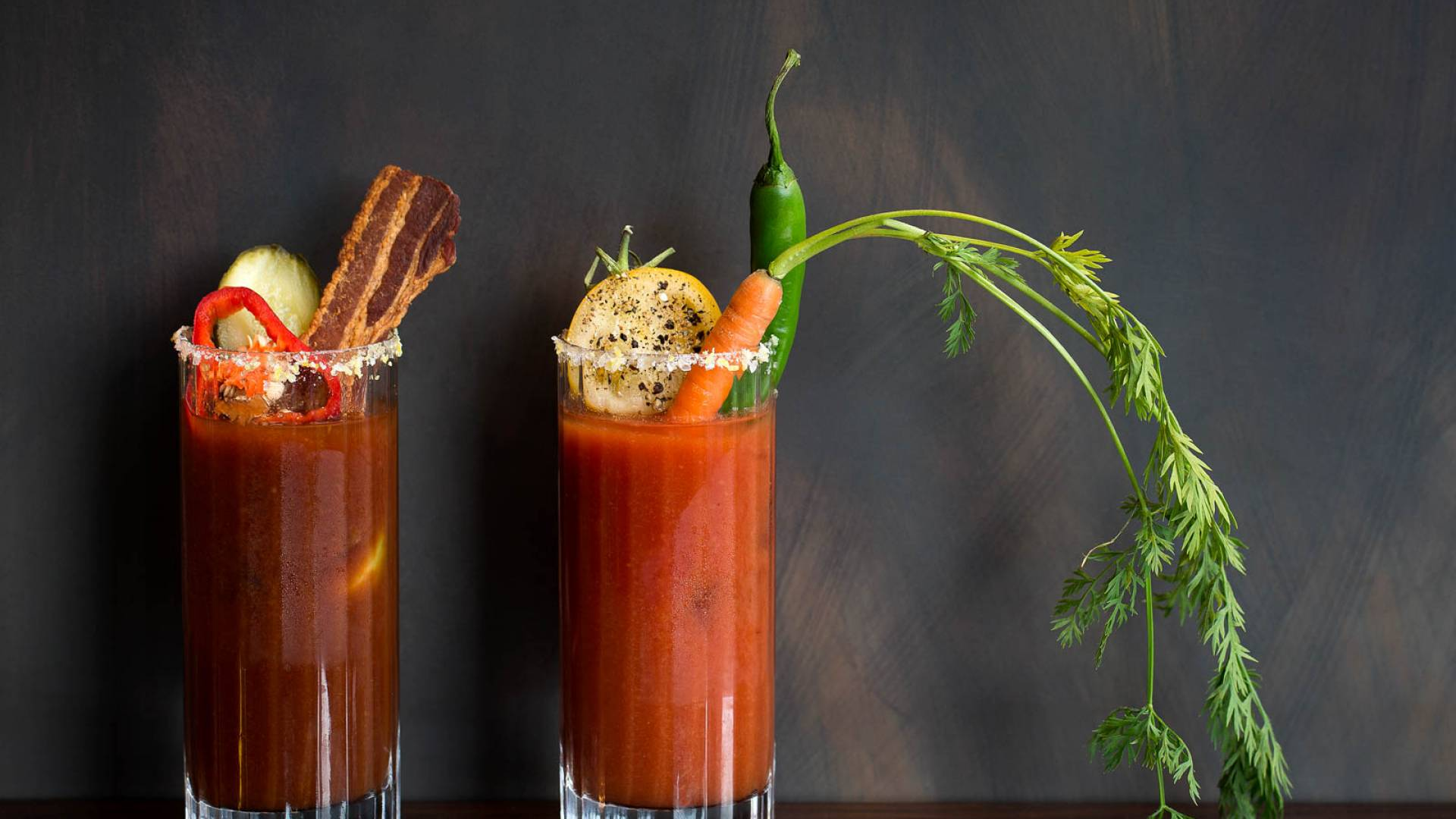 10 Cocktail Bloody Marys