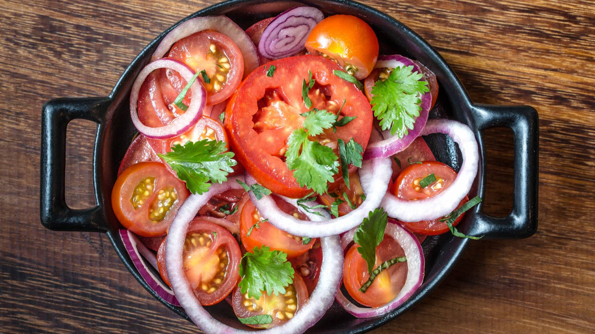12 MGMF Tomato and Onion Salad