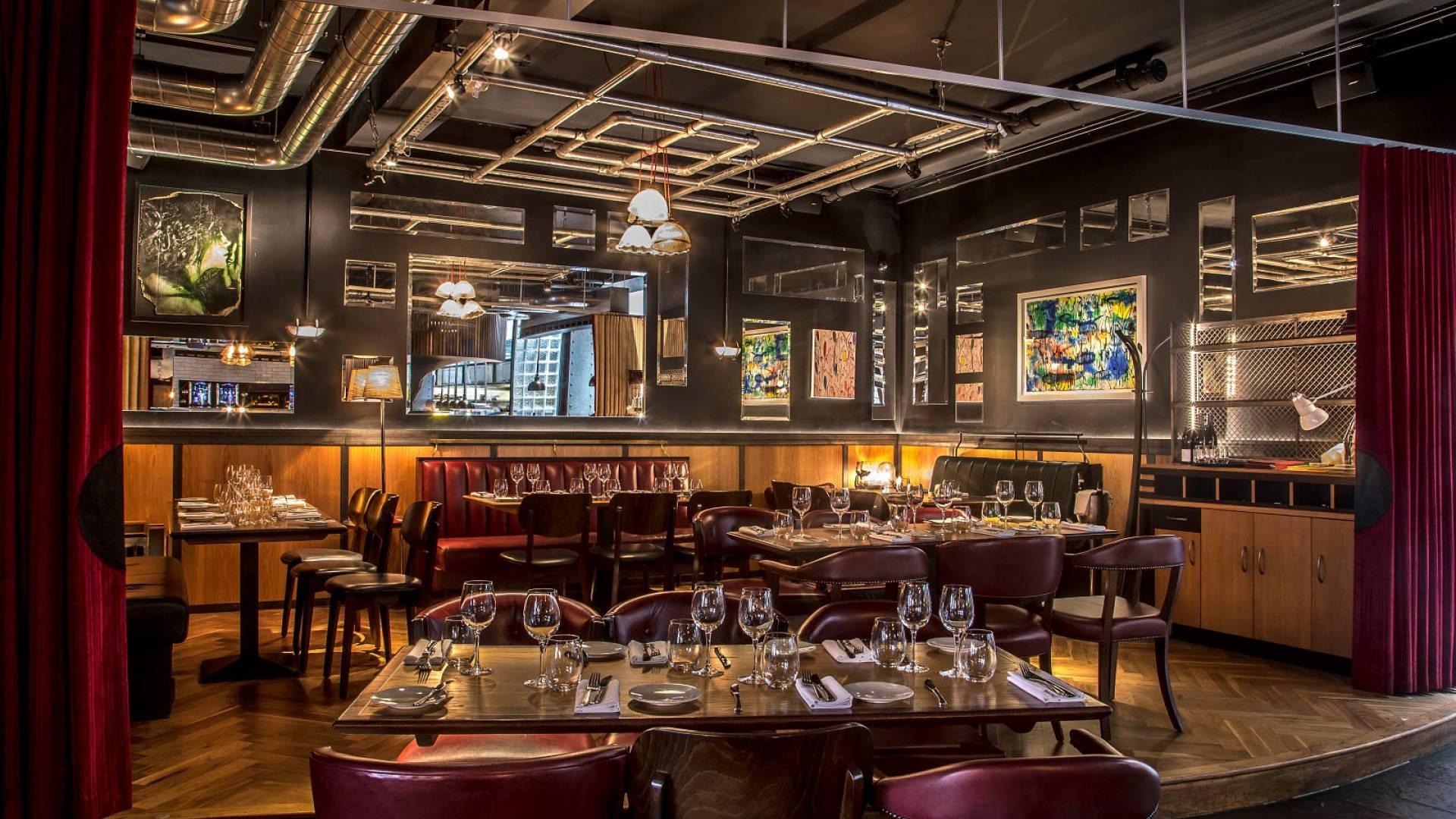 Restaurants That Allow Dogs London