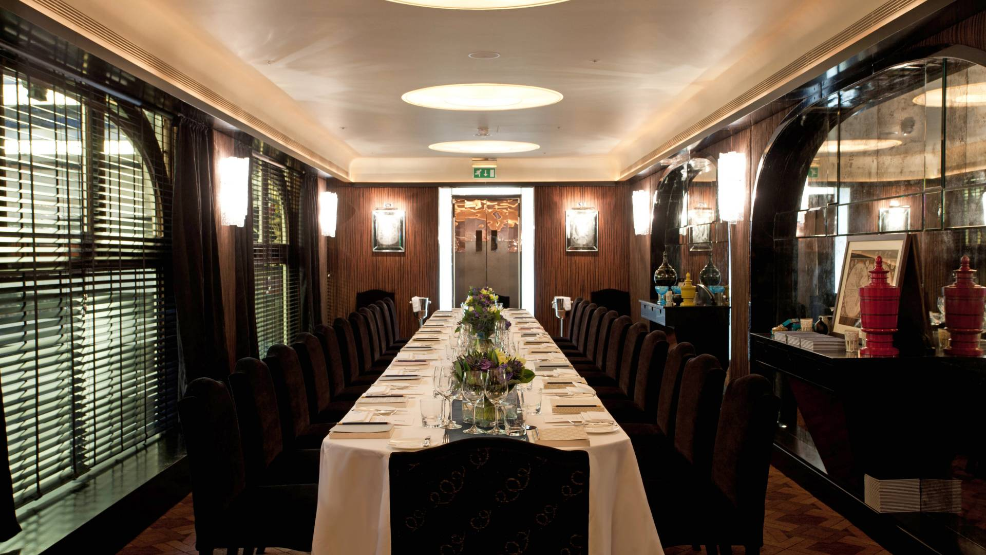 savoy grill PDR