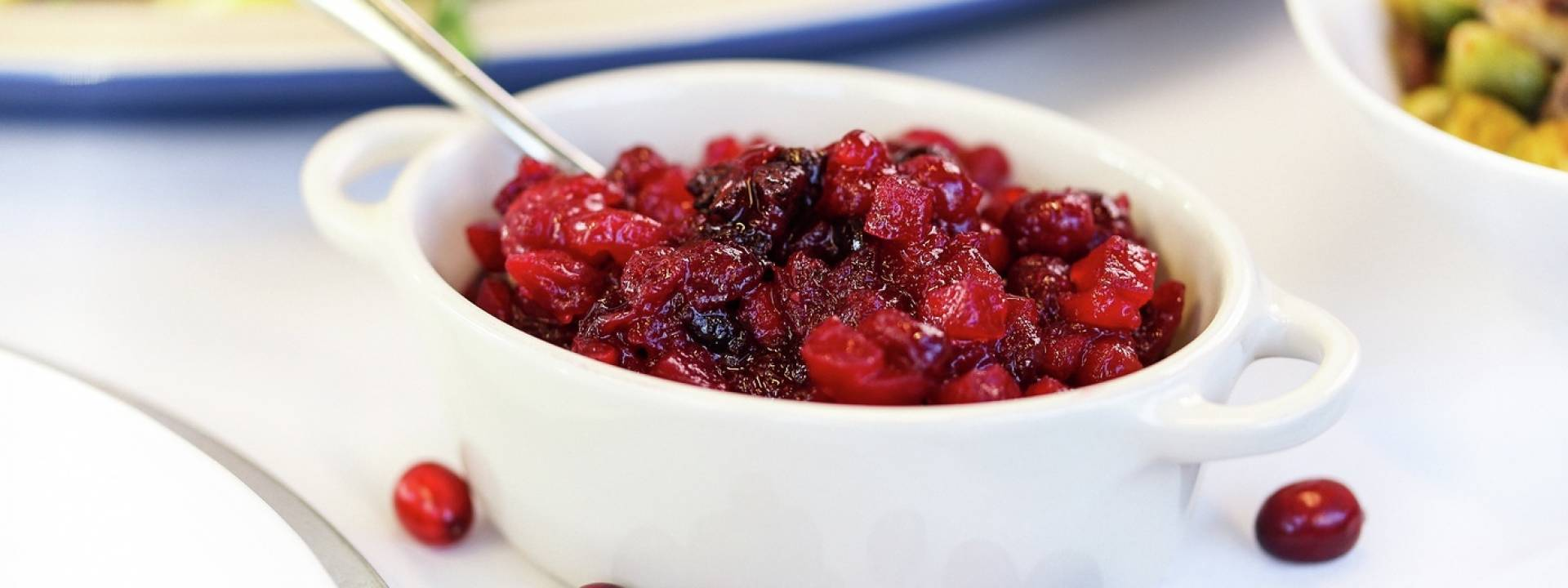 Cranberry Sauce Christmas And Thanksgiving Recipes Gordon Ramsay Restaurants