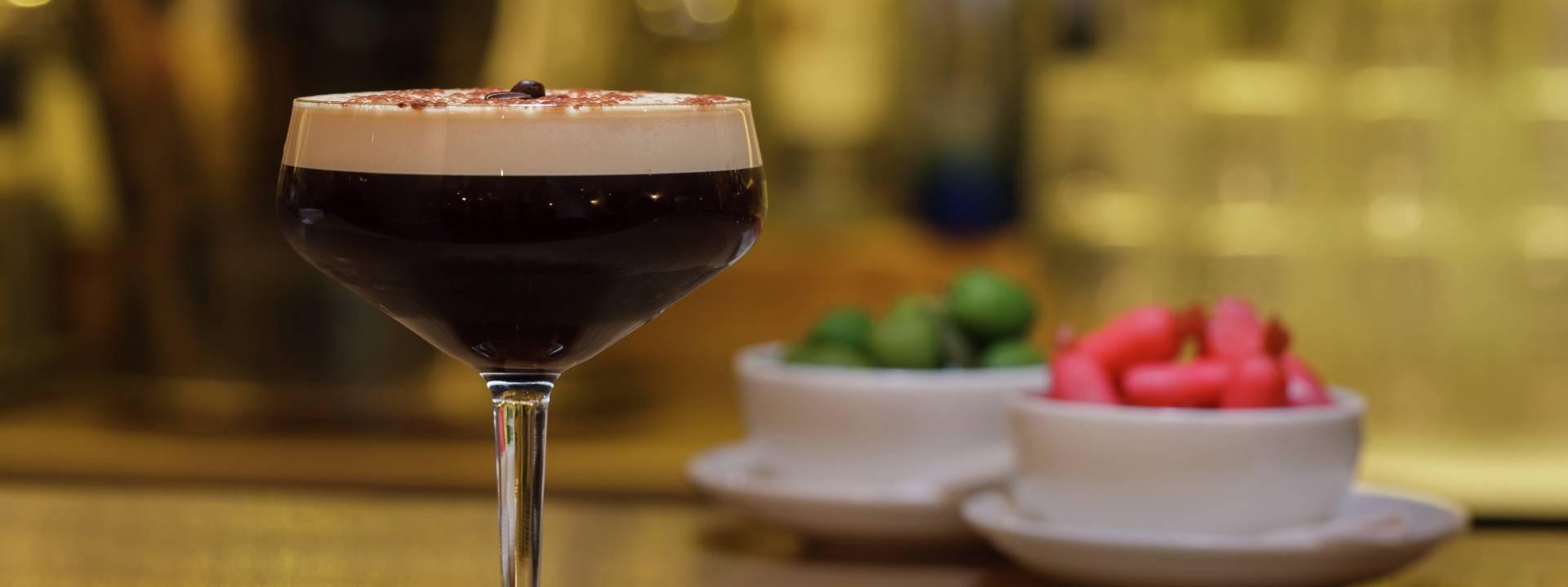 Hidden Heddon Espresso Martini Cocktail Recipes Gordon Ramsay