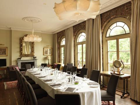York and albany private dining room and events