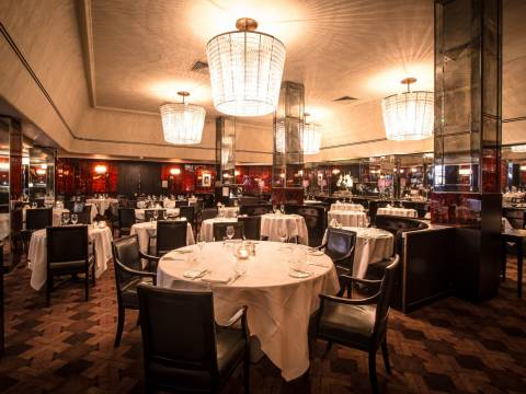 Fine Dining Restaurant On The Strand Savoy Grill