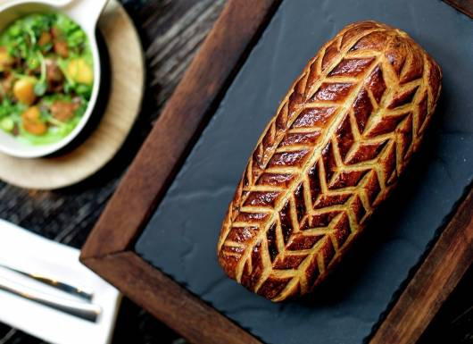 Beef Wellington BSK voucher