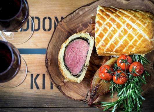 Beef Wellington gordon ramsay restaurants