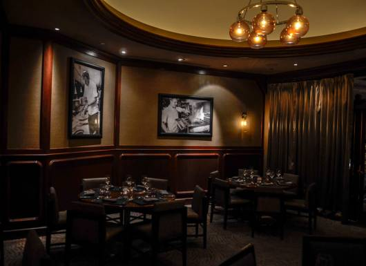 GR Steak vegas private dining