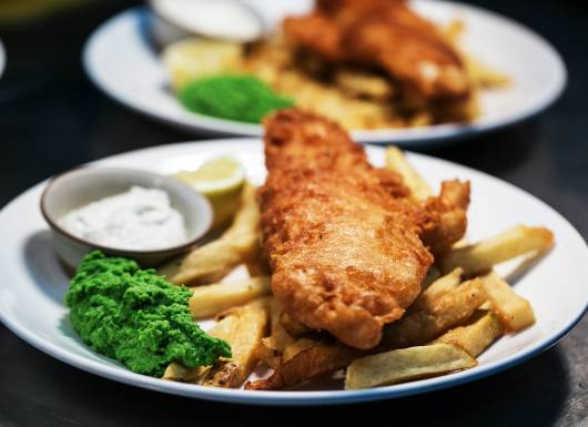 The Narrow fish chips
