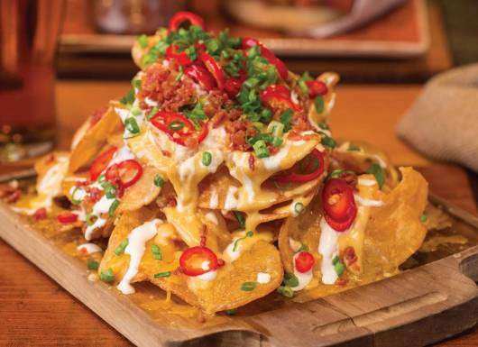 kettle chips nachos