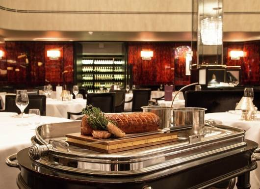 savoy grill beef wellington experience grg