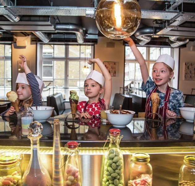 gordon ramsay restaurants kids activities