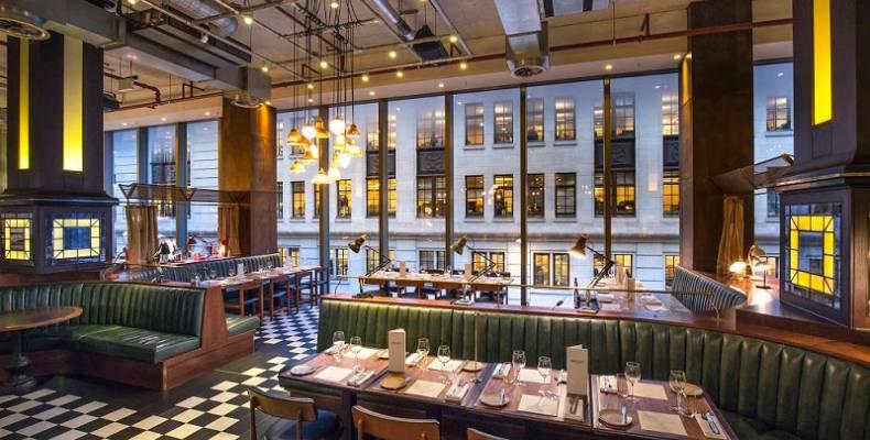Private Dining Events Bread Street Kitchen Gordon Ramsay Restaurants